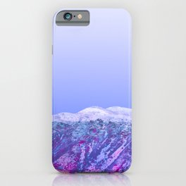 Magic Mountain iPhone Case