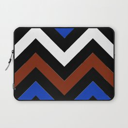 USA chevron Laptop Sleeve