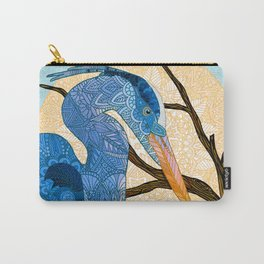 Egret Sun Carry-All Pouch