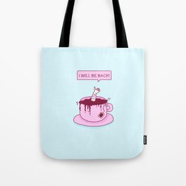 Tea Minator Tote Bag