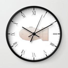 Atomic Bomb Wall Clock