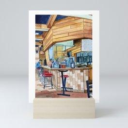 Okonami House Mini Art Print