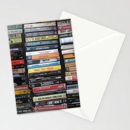 Hip Hop Cassingles Stationery Cards