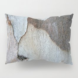 Peeling Bark Of A Eucalyptus Gum Tree Pillow Sham