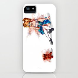 Goldy Locks - Fairy Horror Story iPhone Case