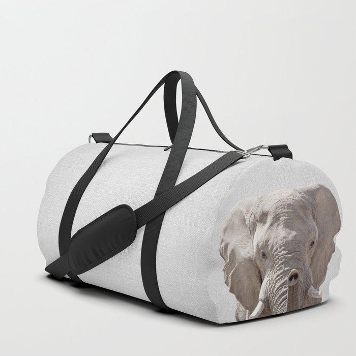Elephant - Colorful Duffle Bag