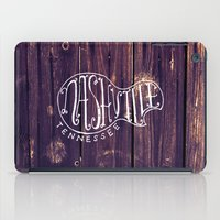 nashville iPad Cases featuring Nashville by Grant Fisher
