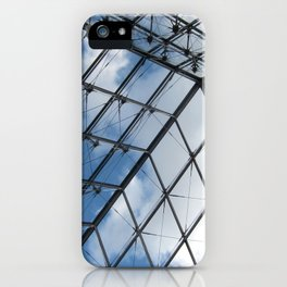 Through The Pyramid iPhone Case