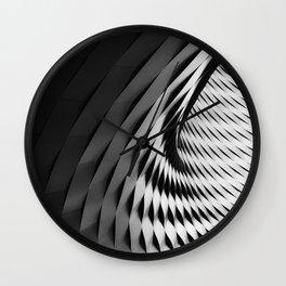 Geometry Wall Clock