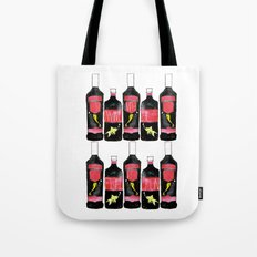Swim with the fish. Tote Bag