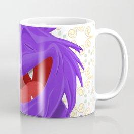Anselmo the fat violet cat Coffee Mug