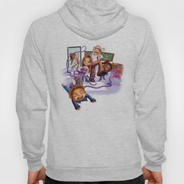 Show and Tell Hoody