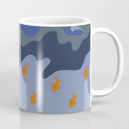 Stars and Fish Coffee Mug