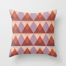 Midcentury Pattern 08 Throw Pillow