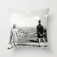 Look After Throw Pillow