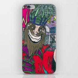 Wilson iPhone Skin