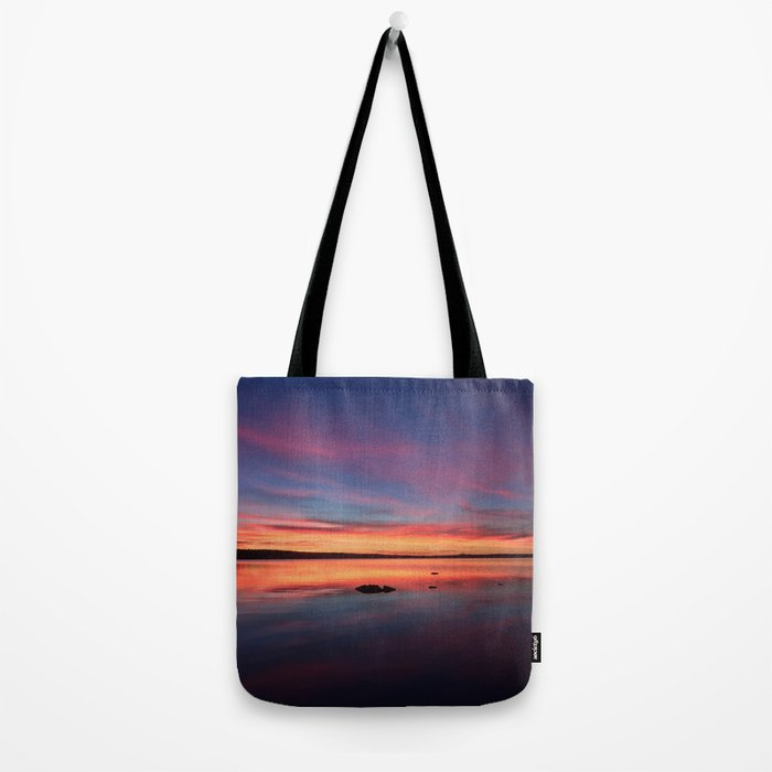 Beatutiful Sunset Tote Bag
