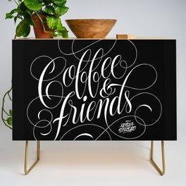 COFFEE & FRIENDS Credenza