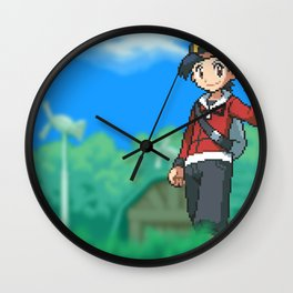 Ethan Wall Clock