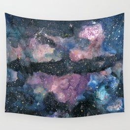 Reflections Galaxy Wall Tapestry