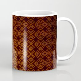 Labyrinth Lush Coffee Mug