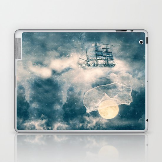 I'll bring you the MOON Laptop & iPad Skin