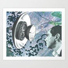Dish Art Print