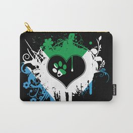 Vegan Love Carry-All Pouch