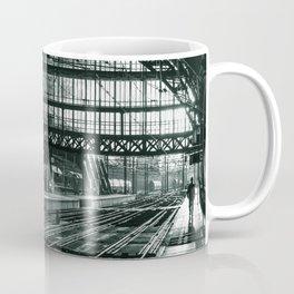 train station Coffee Mug