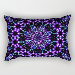 Light Structures Mandala Rectangular Pillow