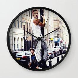 Liam Payne Wall Clock