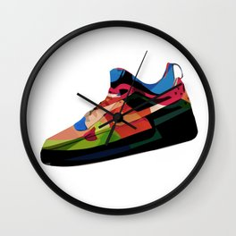 Air Force Ones (1 of 4) Wall Clock