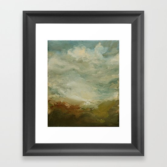 Midsummer Madness Framed Art Print