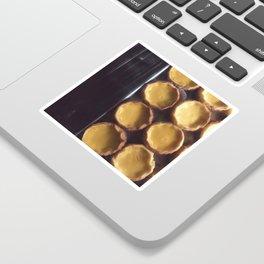 egg tart Sticker