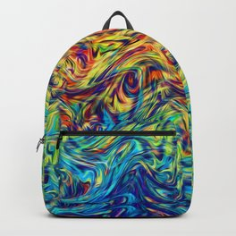 Fluid Colors G254 Backpack