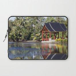 Peaceful Pagoda Laptop Sleeve