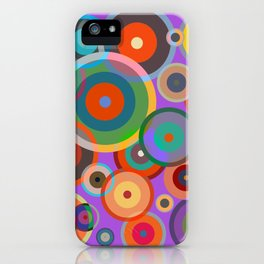 Kandinsky #4 iPhone Case