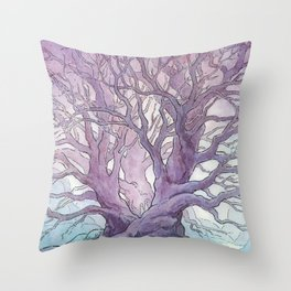 Magic's Resting Place Throw Pillow