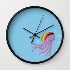 Rastapus Wall Clock