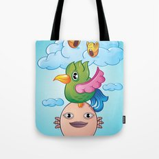 I can fly Tote Bag
