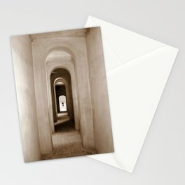 """""""At the end..."""" Stationery Cards"""