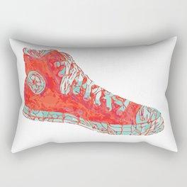Retro Chuck's Rectangular Pillow