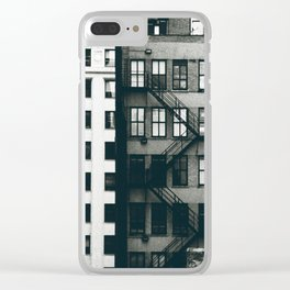 Converge Clear iPhone Case