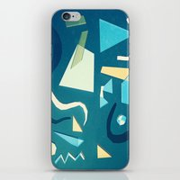 marine iPhone & iPod Skins featuring marine by Carlos Castro Perez