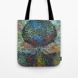 Tree of Life 2 - The Sacred Tree  Tote Bag