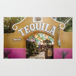 Tequila Tasting Rug