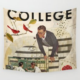 Welcome to... College Wall Tapestry