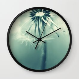 Whispers & moans Wall Clock