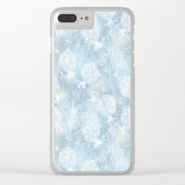 Dandelions. Clear iPhone Case