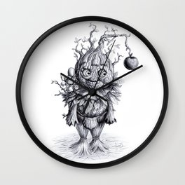 The Bewilder Tree Wall Clock